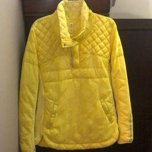 Lululemon nylon/down filled jacket